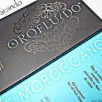 Comparando: Orofluido e Moroccanoil
