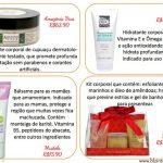 Produtos para pele no Beleza na Web