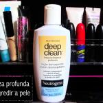 Deep Clean Loção Demaquilante   Neutrogena