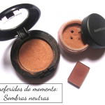 Preferidos do momento: Sombras neutras