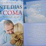 Livro: Vinte dias em coma