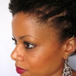 Penteado: Tranças Laterais