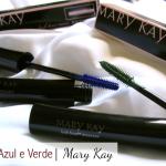 Mary Kay lança máscara Lash Love Azul e Verde