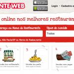 RestauranteWeb: Delivery na web para facilitar nossa vida*