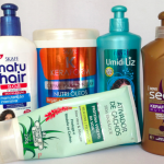 Cinco cremes BBB para cabelos crespos e/ou cacheados