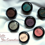 Sombras Matte Yes Cosmetics