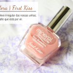 Base niveladora para unhas | First Kiss