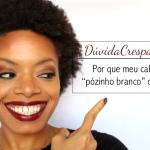 """#DúvidaCrespaECacheada: Por que meu cabelo fica com """"pózinho branco"""" depois de seco?"""