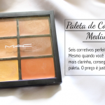 Paleta de Corretivos MAC | Medium Deep