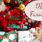 DIY Furoshiki | Como embrulhar presentes