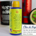 Óleo de Argan e Pracaxi | Lola Cosmetics