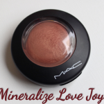 Blush Love Joy   MAC Mineralize