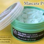 Máscara Facial Tea Tree | The Body Shop