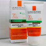 Cor, proteção e controle de oleosidade   Airlicium cor cor FPS 70